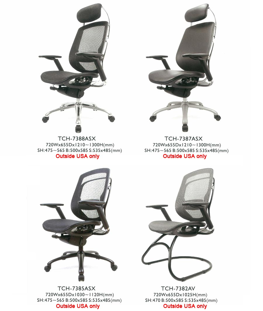 Ergonomic Office Chair Manufacturer
